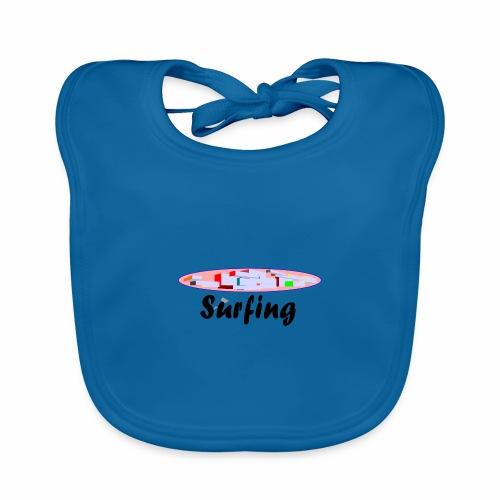 Surfing - Baby Bio-Lätzchen