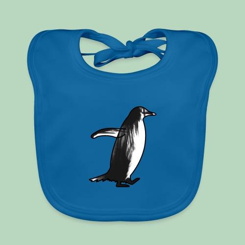 Penguin Penguïn (gentoo) - Bio-slabbetje voor baby's