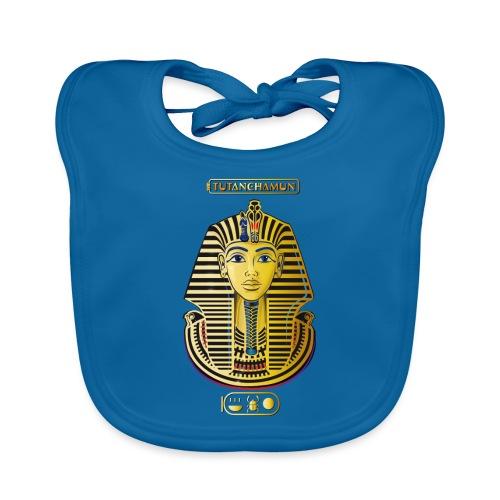 Tutanchamun I Goldmaske I Ägypten - Baby Bio-Lätzchen