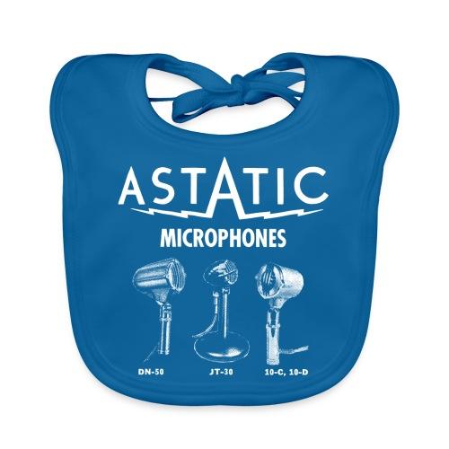 Astatic mic advert - Organic Baby Bibs