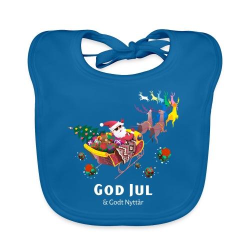 god jul og godt nyttår - Økologisk babysmekke