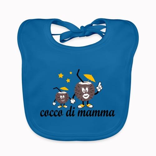 cocco di mamma - Bavaglino ecologico per neonato