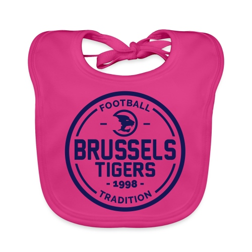 Brussels Tigers Tradition - Baby Organic Bib