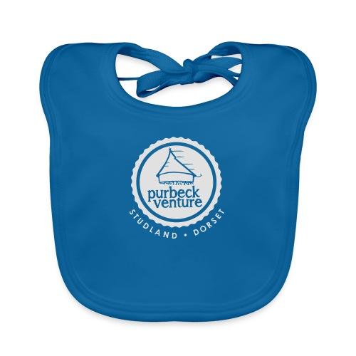 Purbeck Venture badge - Organic Baby Bibs