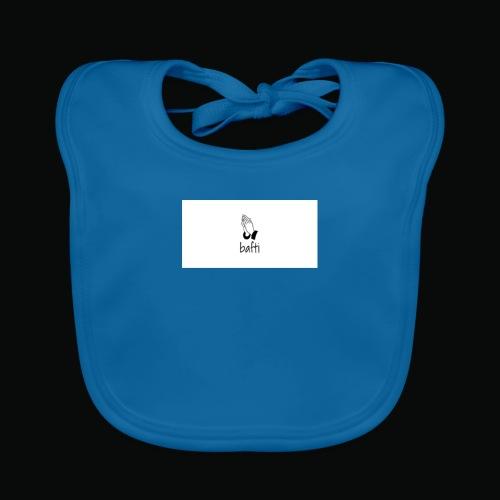 bafti hoodie - Baby økologisk hagesmæk