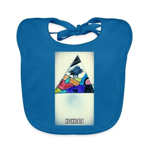triangle logo spirit - Bavoir bio Bébé