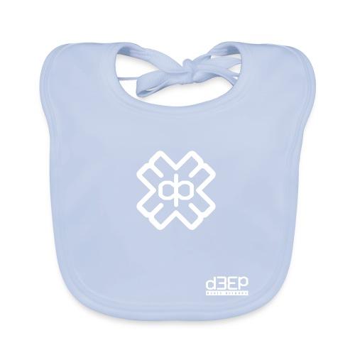 July D3EP Blue Tee - Baby Organic Bib