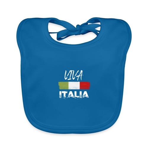VIVA ITALIA - Organic Baby Bibs