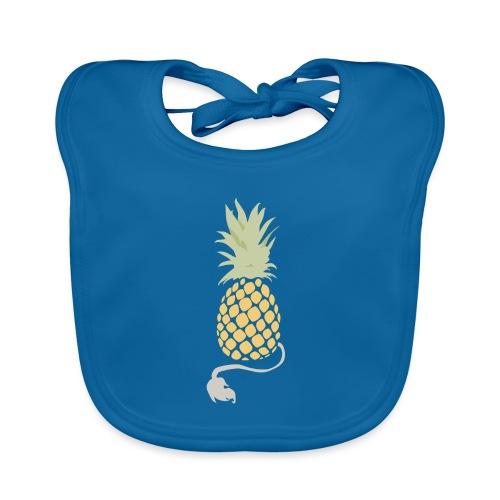 Pineapple demon - Baby Organic Bib