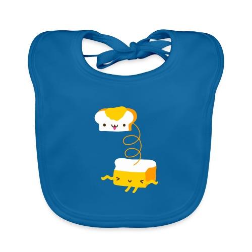 Cat sandwich gatto sandwich - Bavaglino ecologico per neonato