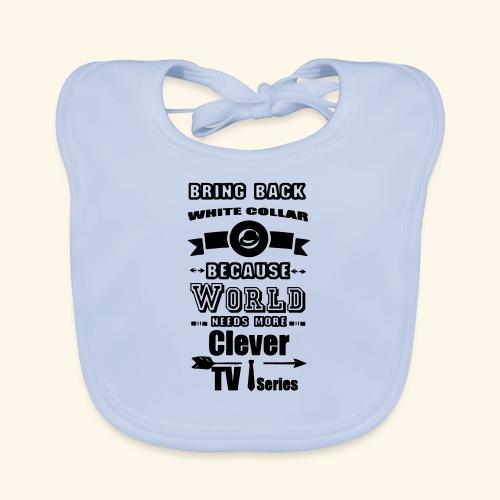 Clever TV Series - Baby Organic Bib