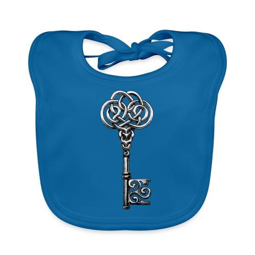 CHAVE-celtic-key-png - Babero ecológico bebé