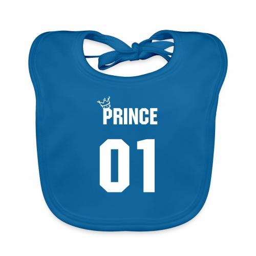 Prince - Baby Bio-Lätzchen