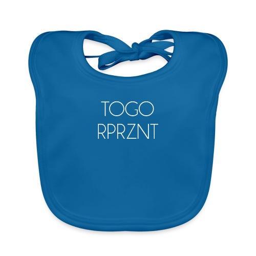 TOGO RPRZNT - Bavoir bio Bébé