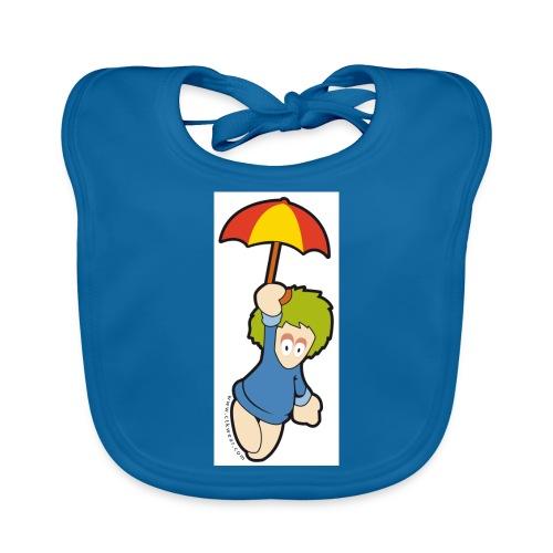 lemming parapluie - Bavoir bio Bébé
