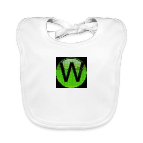 (ORIGINAL) W1ll logo 2 - Baby Organic Bib