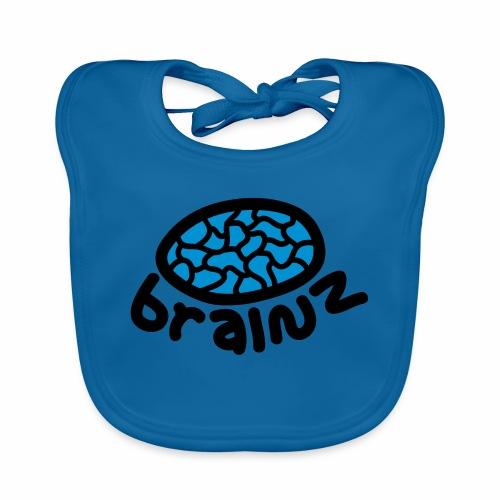 Brainz! - Baby Organic Bib