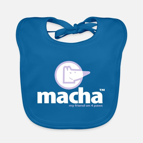 macha - Baby Bio-Lätzchen