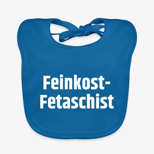 Feinkost-Fetaschist - Baby Bio-Lätzchen