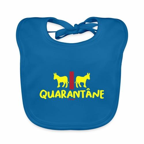 Quarantane - Bio-slabbetje voor baby's