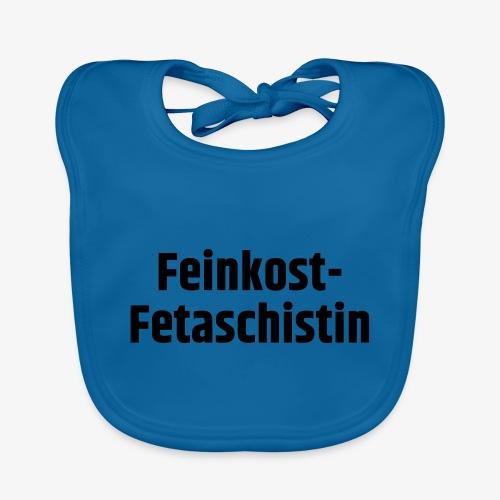 Feinkost-Fetaschistin - Baby Bio-Lätzchen