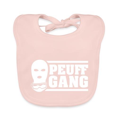 Peuff Gang Gold - Bavoir bio Bébé