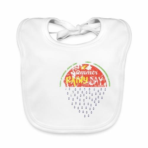 eissegler summer melon rain - Baby Bio-Lätzchen