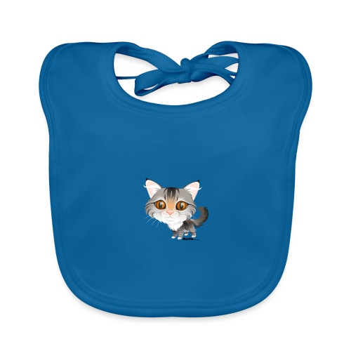 Katt - Økologisk babysmekke