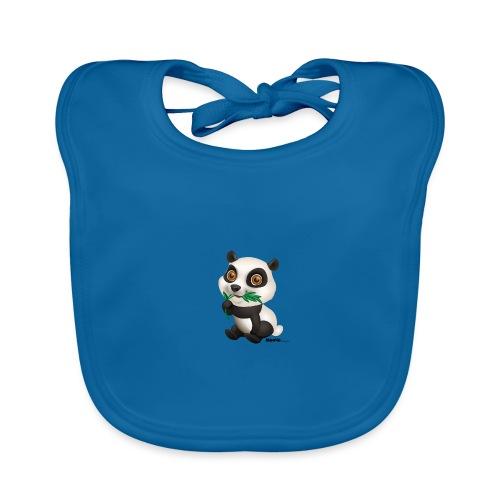 Panda - Ekologiczny śliniaczek