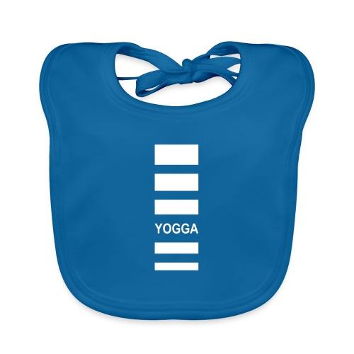 yogga 1 - Bavoir bio Bébé