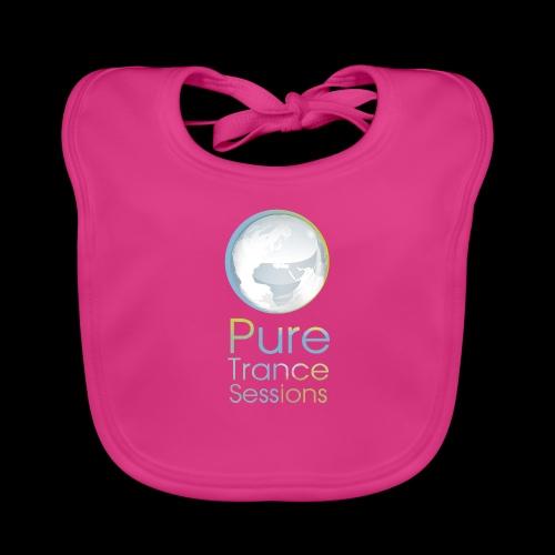 PTS logo new15 beeldmerkS png - Baby Organic Bib