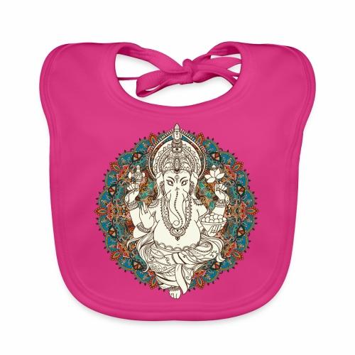 Ganesha - Baby økologisk hagesmæk