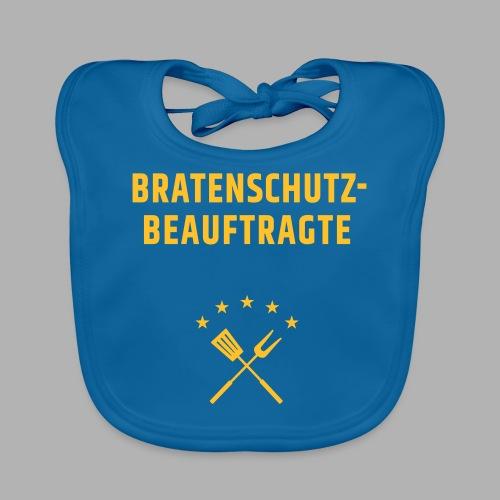 EU Bratenschutz-Beauftragte - Baby Bio-Lätzchen