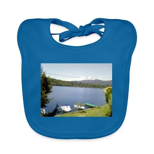 Lago - Bavaglino ecologico per neonato