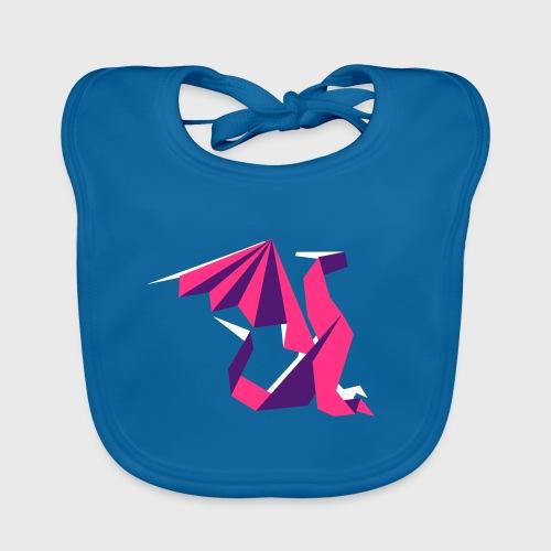 Dragon Origami - Bavoir bio Bébé