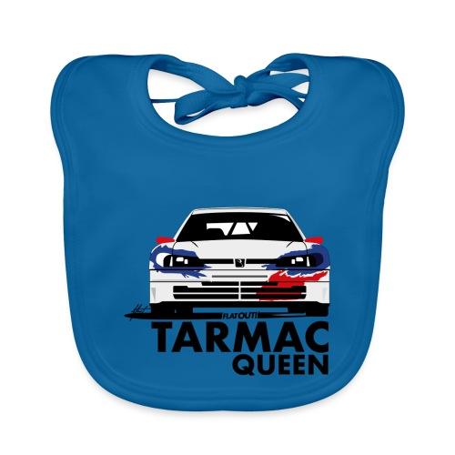 Tarmac Queen 306 Maxi Rally - Bavoir bio Bébé