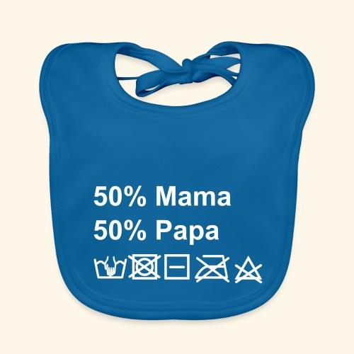 Baby Waschanleitung - Baby Bio-Lätzchen
