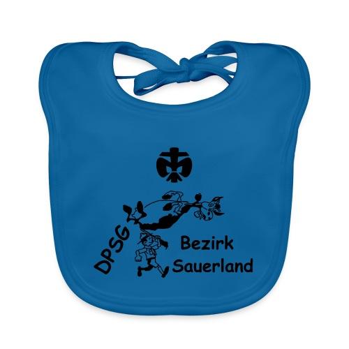 Logo Bezirk Sauerland Ohne Rahmen - Baby Bio-Lätzchen