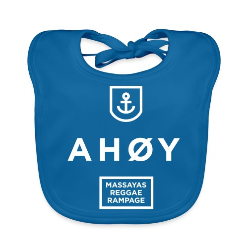 Ahoy_Logo - Baby Bio-Lätzchen