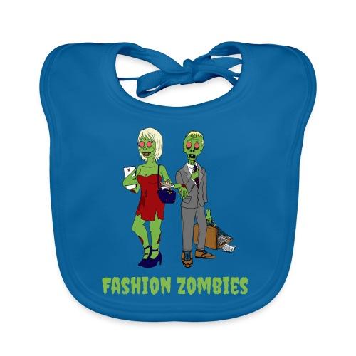 Fashion Zombie - Organic Baby Bibs