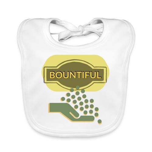 Bountiful - Baby Organic Bib