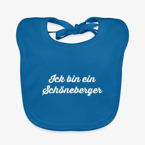 Ick bin ein Schöneberger - Baby Bio-Lätzchen