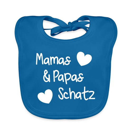 Mamas & Papas Schatz - Baby Bio-Lätzchen