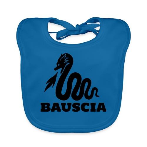 Logo Bauscia - Bavaglino ecologico per neonato