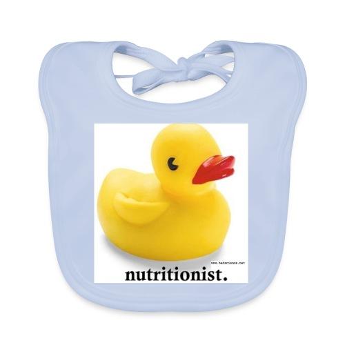 rubberduck2 - Baby Organic Bib