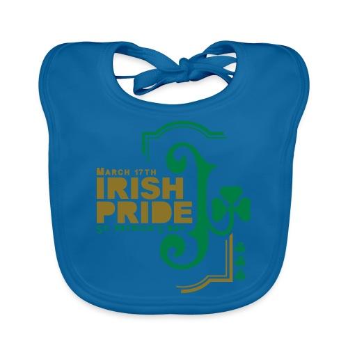IRISH PRIDE - Baby Organic Bib