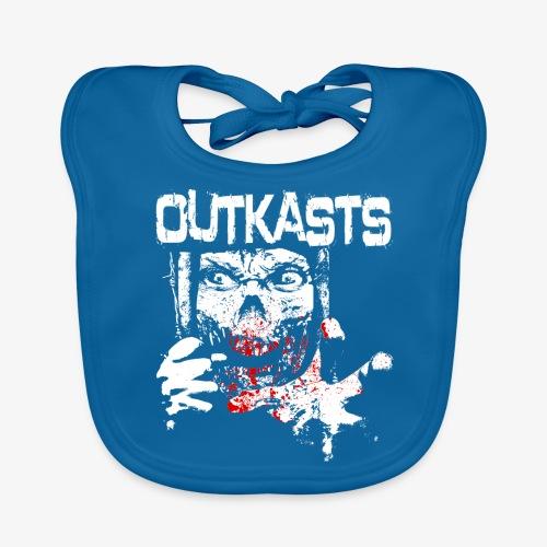 OutKasts Scum Front - Organic Baby Bibs