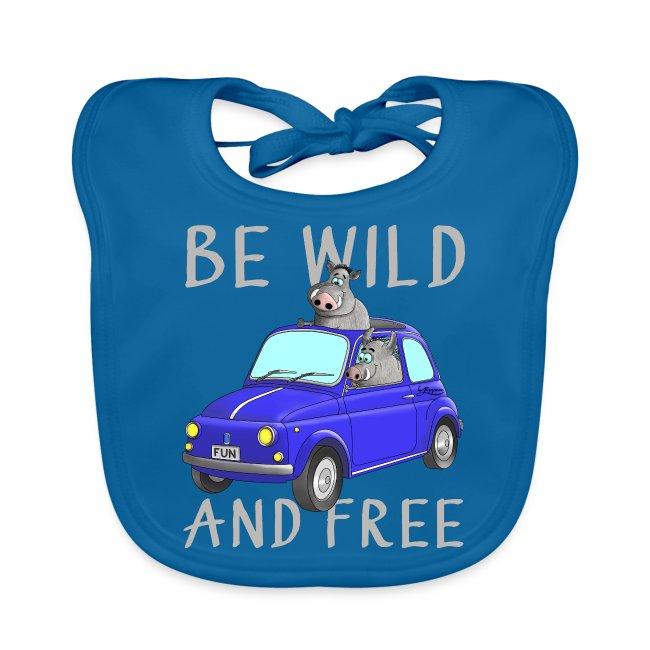 Wildschweine - Be wild and free