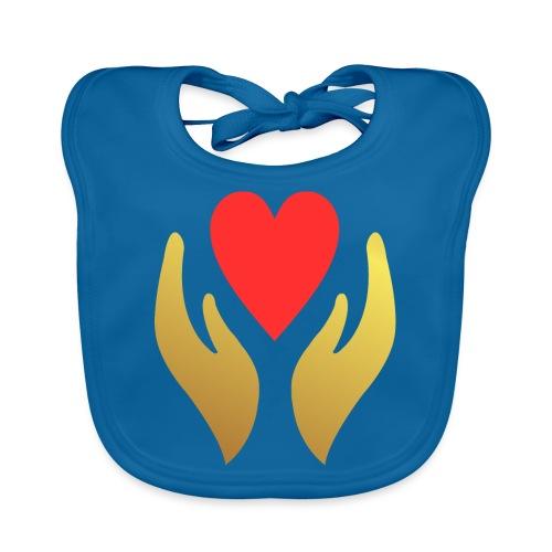 Our Sacred Hearts - Baby Organic Bib