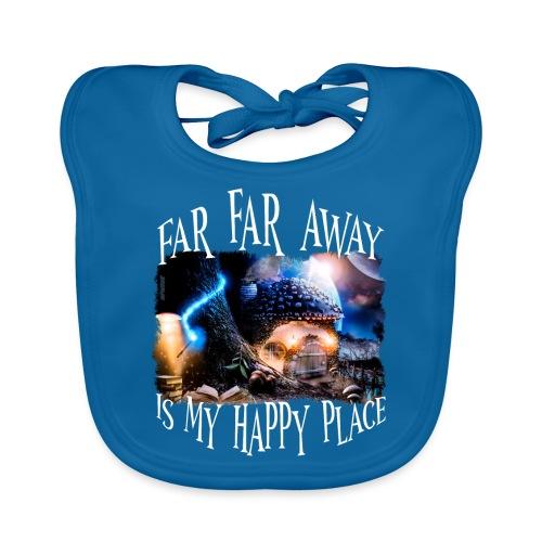My Happy Place - Bio-slabbetje voor baby's